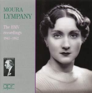 Moura Lympany: The complete HMV recordings 1947 -1952