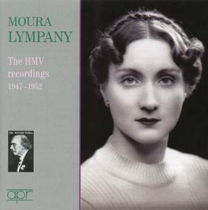 Moura Lympany: The complete HMV recordings 1947 -1952