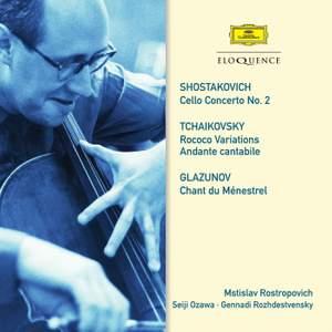 Shostakovich: Cello Concerto No. 2 & Tchaikovsky: Rococo Variations