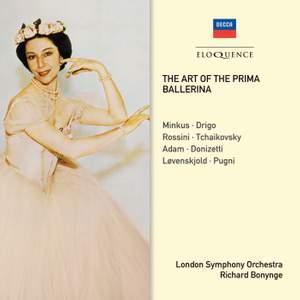 The Art of the Prima Ballerina