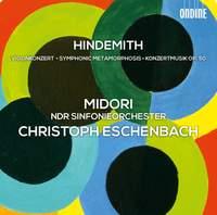 Hindemith: Violinkonzert, Symphonic Metamorphosis & Konzertmusik, Op. 50