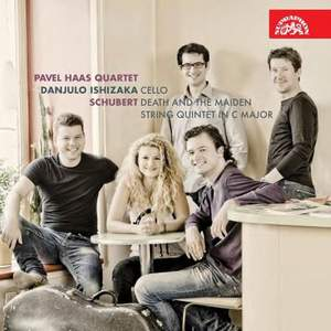 Schubert: Death And The Maiden & String Quintet In C Major Product Image