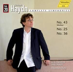 Haydn - Complete Symphonies Volume 20