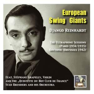 European Swing Giants, Vol.6: Django Reinhardt