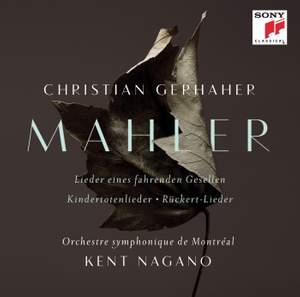 Mahler: Orchestral Songs Product Image