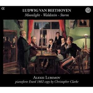 Beethoven: Moonlight – Waldstein – Storm