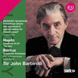 Sir John Barbirolli conducts Haydn & Berlioz Product Image