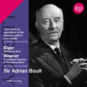 Sir Adrian Boult conducts Elgar & Wagner Product Image