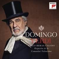 Plácido Domingo: Verdi