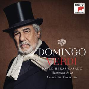 Placido Domingo: Verdi
