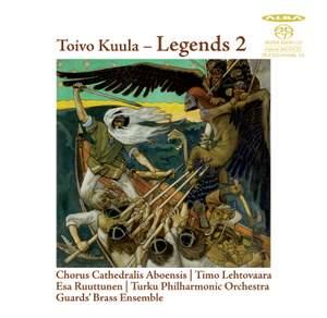 Finnish Historical Choral Works: Legends 2