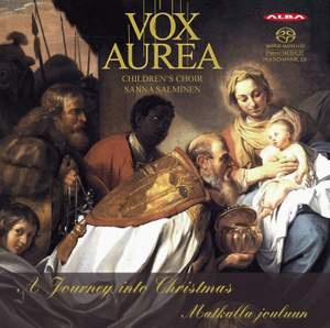 Vox Aurea: A Journey into Christmas