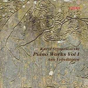 Szymanowski: Piano Works, Vol. 1 Product Image