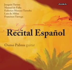 Recital Espanol
