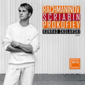 Rachmaninov, Scriabin & Prokofiev: Piano Music