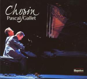 Pascal Gallet: Chopin