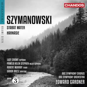 Szymanowski: Stabat Mater & Harnasie Product Image
