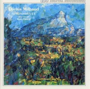Milhaud: Symphonies Nos. 5 & 6 - CPO: 9990662 - download | Presto Classical