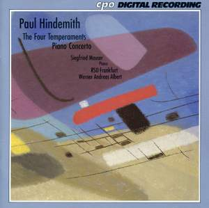 Hindemith: The 4 Temperaments - Piano Concerto