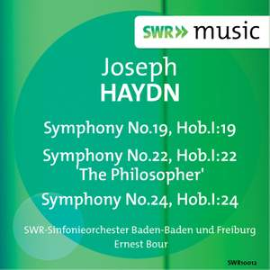 Haydn: Symphonies Nos. 19, 22, 24