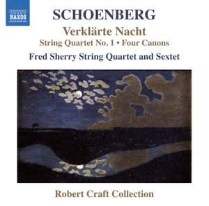 Schoenberg: Verklärte Nacht & String Quartet No. 1