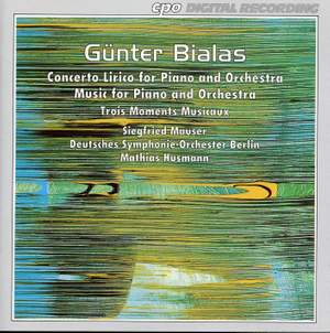 Bialas: Music for Piano and Orchestra