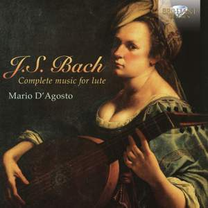 JS Bach: Complete Music for Lute Product Image