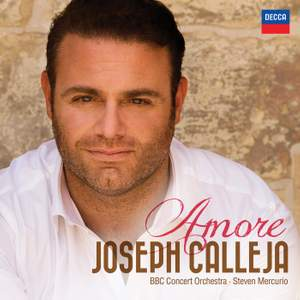 Joseph Calleja: Amore