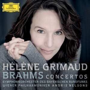 Brahms: Piano Concertos Nos. 1 & 2 Product Image