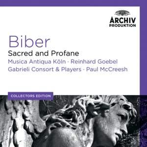 Biber: Sacred and Profane Product Image