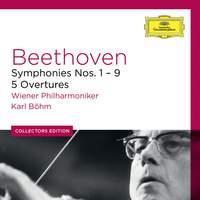 Beethoven: Symphonies Nos. 1-9 & 5 Overtures