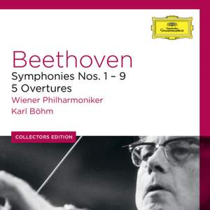 Beethoven: Symphonies Nos. 1-9 & 5 Overtures