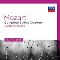 Mozart: Complete String Quartets