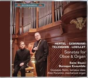 Sonatas for Oboe & Organ