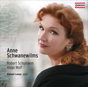 Anne Schwanewilms sings Schumann & Wolf Product Image