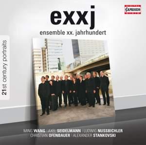 21st Century Portraits: exxj Product Image