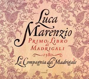 Marenzio: Primo Libro di Madrigali 1580