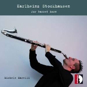 Stockhausen: for basset horn
