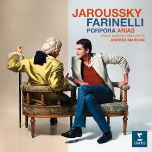 Porpora: Farinelli Arias (casebound deluxe)