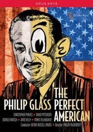 Glass, P: The Perfect American