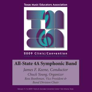 2009 Texas Music Educators Association (TMEA): All-State 4A Symphonic Band