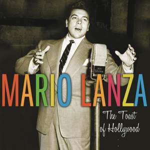 Mario Lanza: The Toast of Hollywood Product Image
