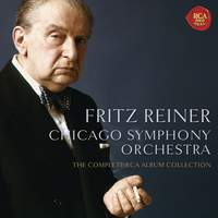 Fritz Reiner: The Complete Chicago Symphony Recordings on RCA