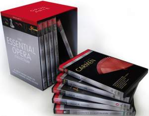 The Essential Opera Collection (19 DVD)
