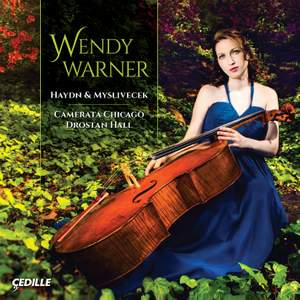 Haydn & Mysliveček: Cello Concertos Product Image