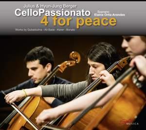 CelloPassionato: 4 for peace