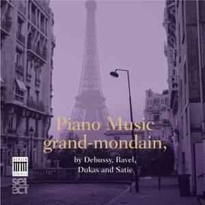 Piano Music Grand‐Mondain