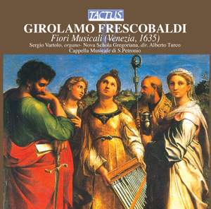Frescobaldi: Fiori Musicali (Venezia, 1635) Product Image