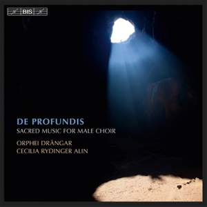 De Profundis: Sacred Repertoire for Male Choir