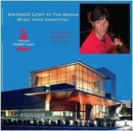 Antonio Lysy at the Broad: Music from Argentina - Vinyl Edition